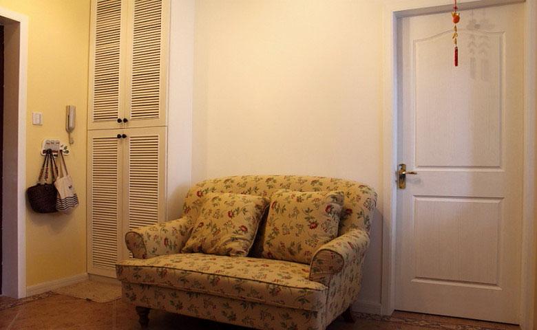 60㎡一居室,砸掉客厅变次卧,完美多出一间小孩房
